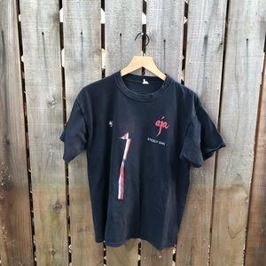 Vintage Aja Steely Dan Concert Band Shirt